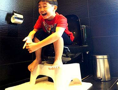 المرحاض البراز خطوة صغيرة الداعم المرحاض البراز خطوة