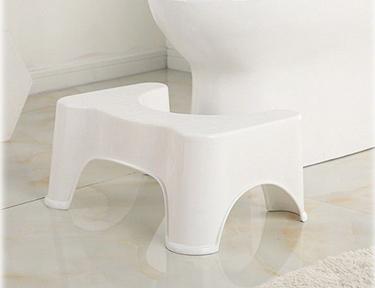 الحمام البراز باديكير مسند للقدمين