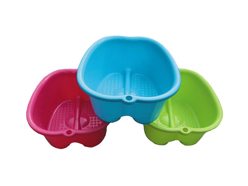 حوض الاستحمام بالأقدام البلاستيكية (hr0144)