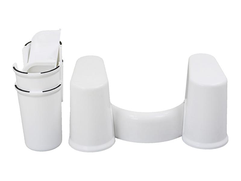 9 'مقعد المرحاض انفصال (hr0171)